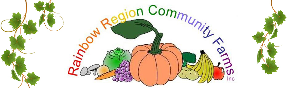 Rainbow Region Community Garden