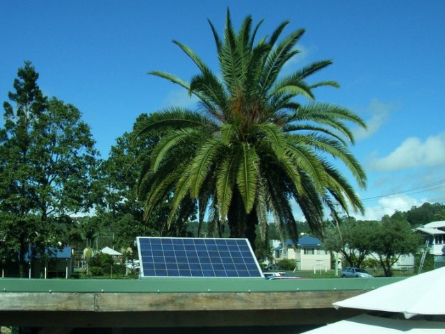 stand-alone solar power